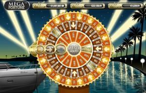 bonus spel mega fortune
