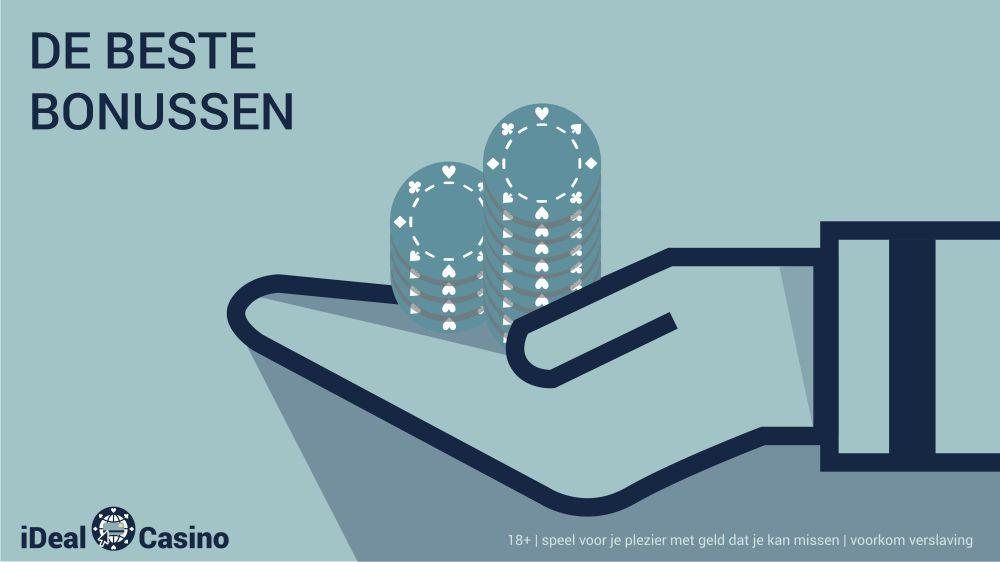 idealcasino.nl De beste bonussen