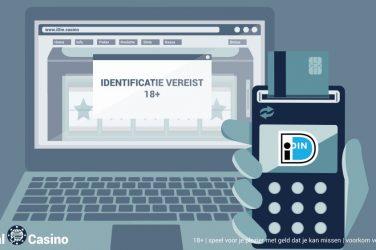 idealcasino.nl identificeren ID verificatie met idin